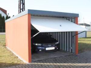 Montované garáže polsko